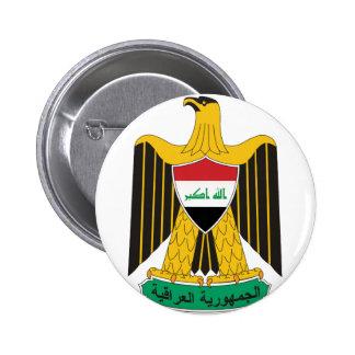 iraq emblem buttons
