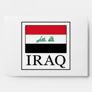 Iraq Envelope