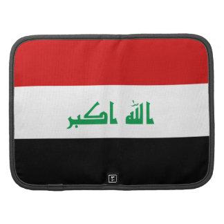 Iraq Flag Folio Organizer