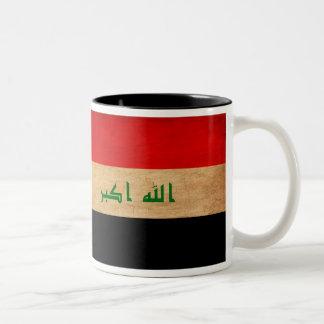 Iraq Flag Mug