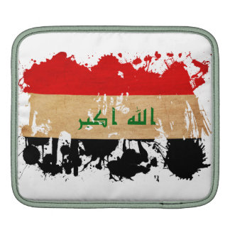 Iraq Flag Sleeves For iPads