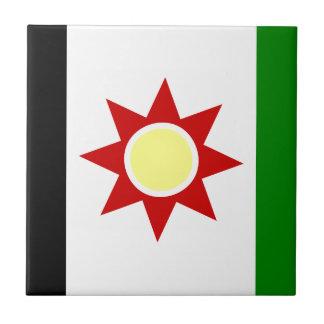 Iraq Flag Tile