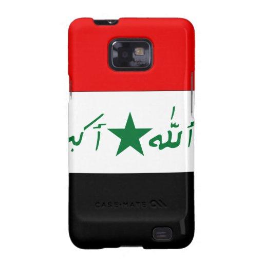 Iraq Galaxy SII Carcasa