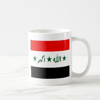 Iraq High quality Flag Coffee Mug
