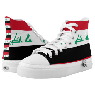 Iraq High-Top Sneakers
