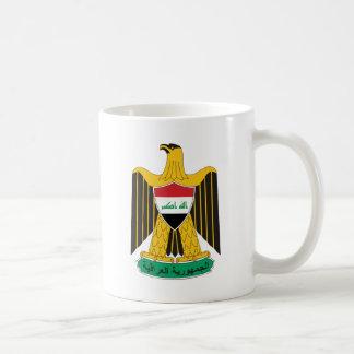 Iraq IQ , جمهورية العـراق کۆماری عێراق Flag, Baghd Coffee Mug