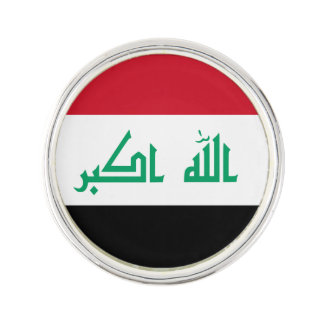 Iraq Lapel Pin