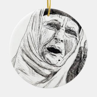 Iraq libre por Palestina libre Ornamento Para Reyes Magos