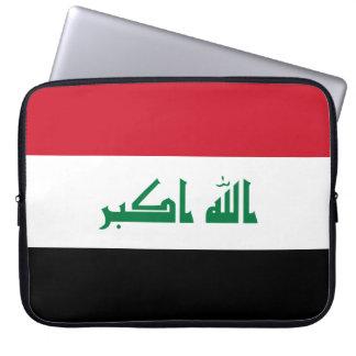 Iraq National World Flag Laptop Sleeve