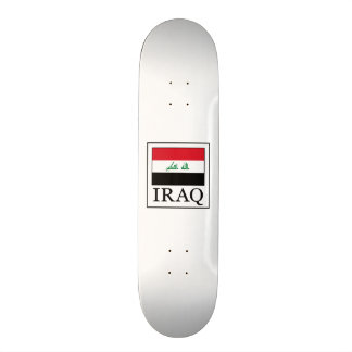 Iraq Skateboard Deck