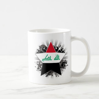 Iraq Star Coffee Mug
