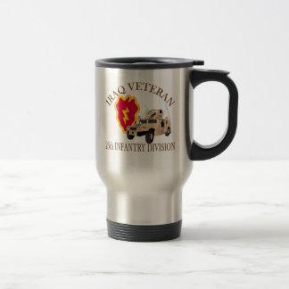 Iraq Vet 25th ID Humvee Coffee Mug