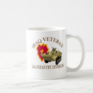 Iraq Vet 25th ID Stryker Coffee Mug