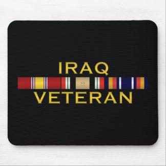 Iraq Vet Mouse pad