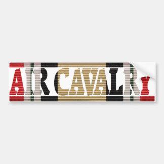 Iraq Veteran Air Cavalry Bumper Sticker