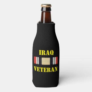 IRAQ VETERAN BOTTLE COOLER