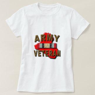 Iraq Veteran Service Ribbon, ARMY T-Shirt