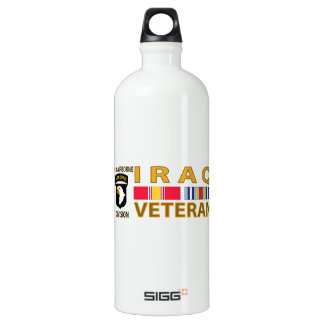 Iraq Veteran SIGG Traveler 1.0L Water Bottle