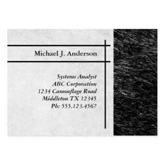 Iraq War Military Veteran Business Card