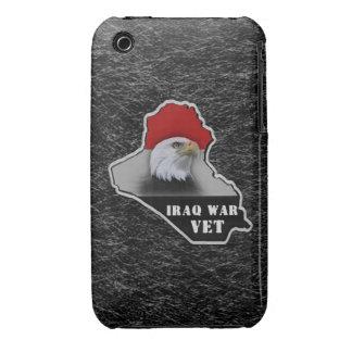 Iraq War Military Veteran iPhone 3 Cases