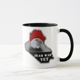 Iraq War Military Veteran Mug