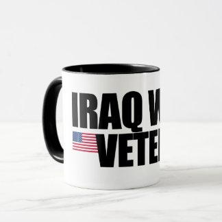 Iraq War Veteran Mug