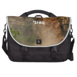 Iraq Waterfall Bags For Laptop