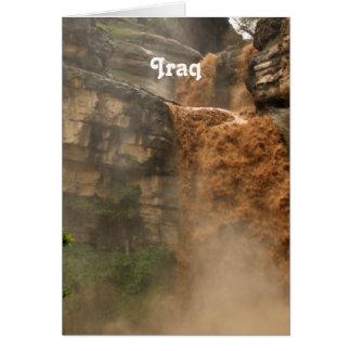Iraq Waterfall Cards