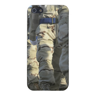 Iraqi air force recruits march case for iPhone SE/5/5s