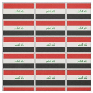 Iraqi Flag Fabric