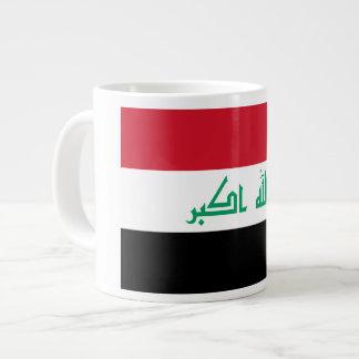 Iraqi Flag Extra Large Mugs