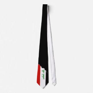Iraqi Flag Tie