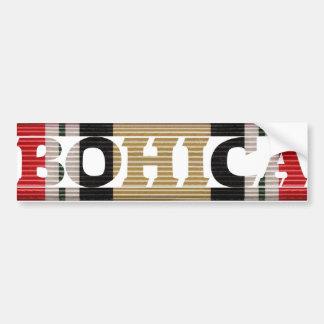 Iraqi Freedom CMR BOHICA Bumper Sticker