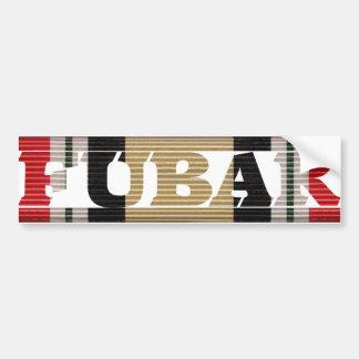 Iraqi Freedom CMR FUBAR Bumper Sticker
