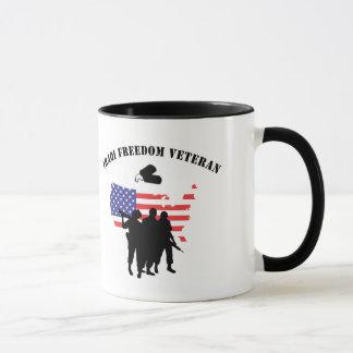 Iraqi Freedom Veteran Mug