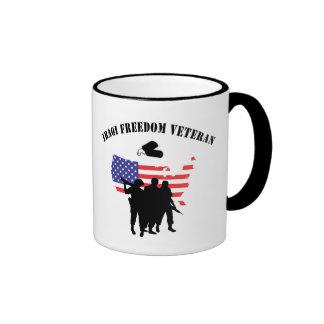 Iraqi Freedom Veteran Mugs