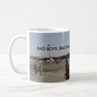 iraqi nation guard, BAD BOYS ,BAD BOYS, WHAT YA... Coffee Mug