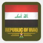 """""""Iraqi Pride"""" Sticker"""