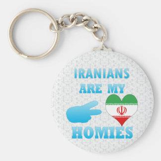 Iraqis are my Homies Basic Round Button Keychain