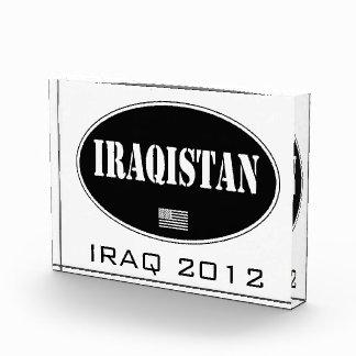 Iraqistan Acrylic Award