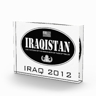 Iraqistan Senior EOD Award