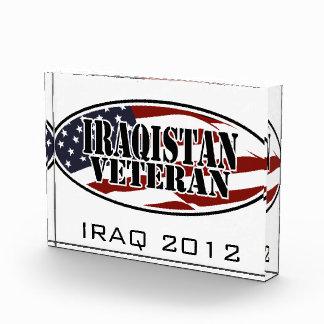 Iraqistan Veteran Award