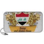 Iraquí con clase mini altavoz
