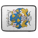 Irarrazabal Family Crest Sleeves For MacBook Pro