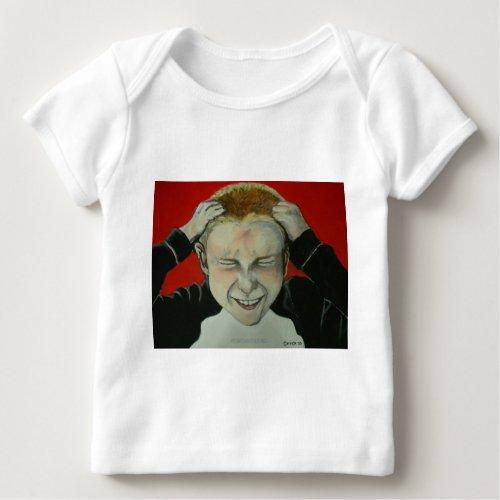 Irate Gamer Baby T_Shirt