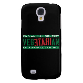 Irate Vegetarian Galaxy S4 Cases