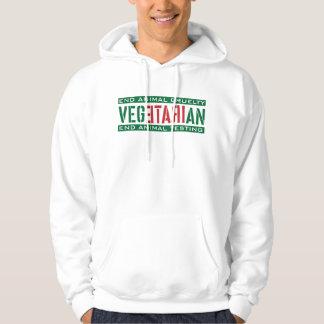 Irate Vegetarian Hoodie