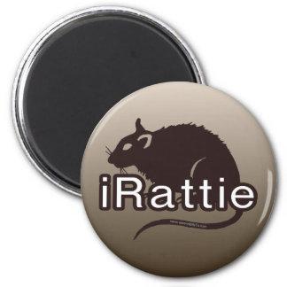 iRattie 2 Inch Round Magnet