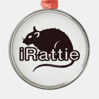 iRattie Metal Ornament