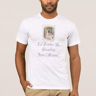 IRBR Jane Austen Light American Apparel T, 7 col. T-Shirt